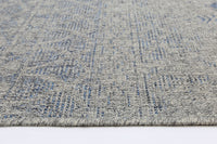 Polo Patio Lita Light Grey Blue indoor / Outdoor Rug