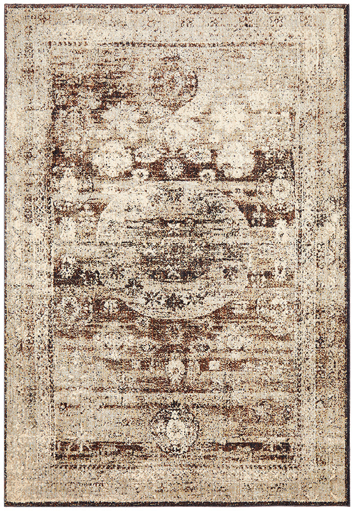 Reflect Stunning Designer Rug Granite