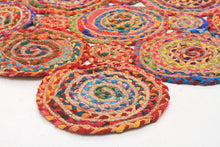 Amilia Cotton and Jute Rug Multi