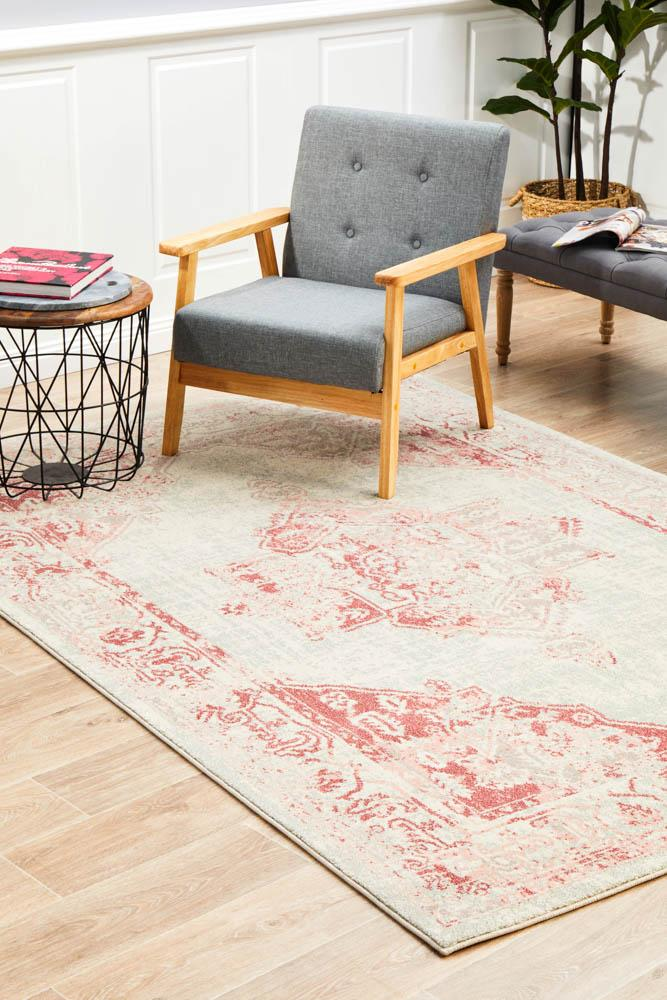 Avenue Passage Rose Rug