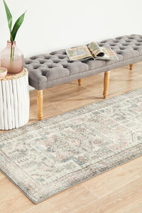 Avenue Ingress Silver Runner Rug