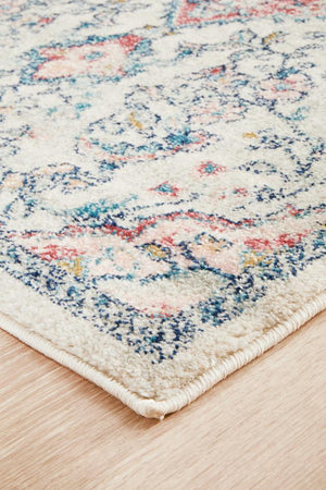 Avenue Access Pastel Runner Rug