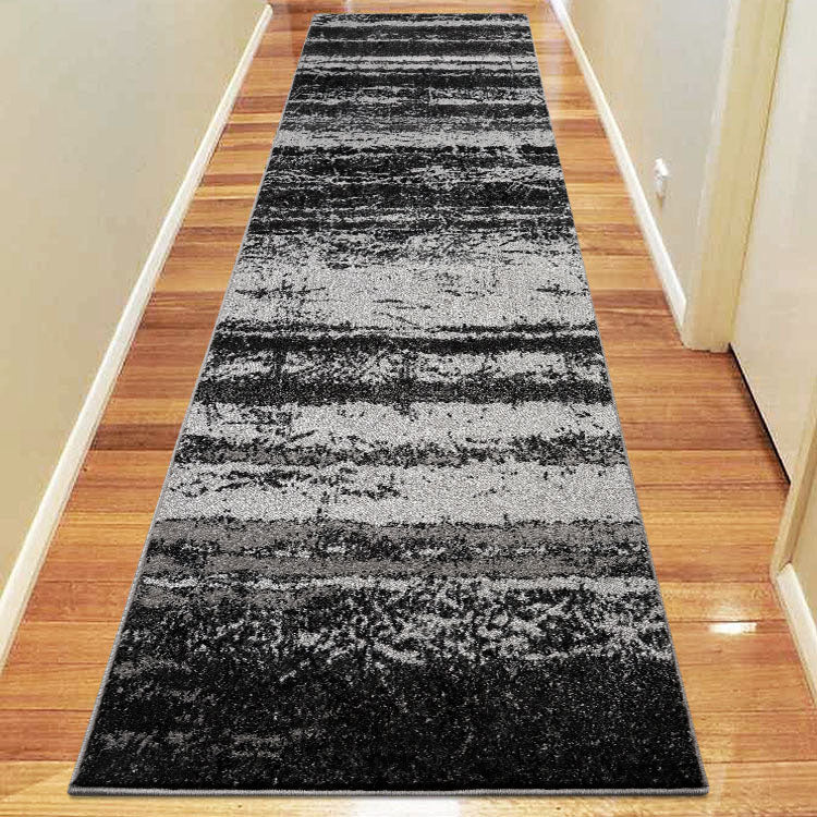 Praise Supreme Grey Runner Rug