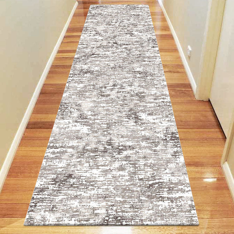 Fleet Convoy Brown Runner Rug