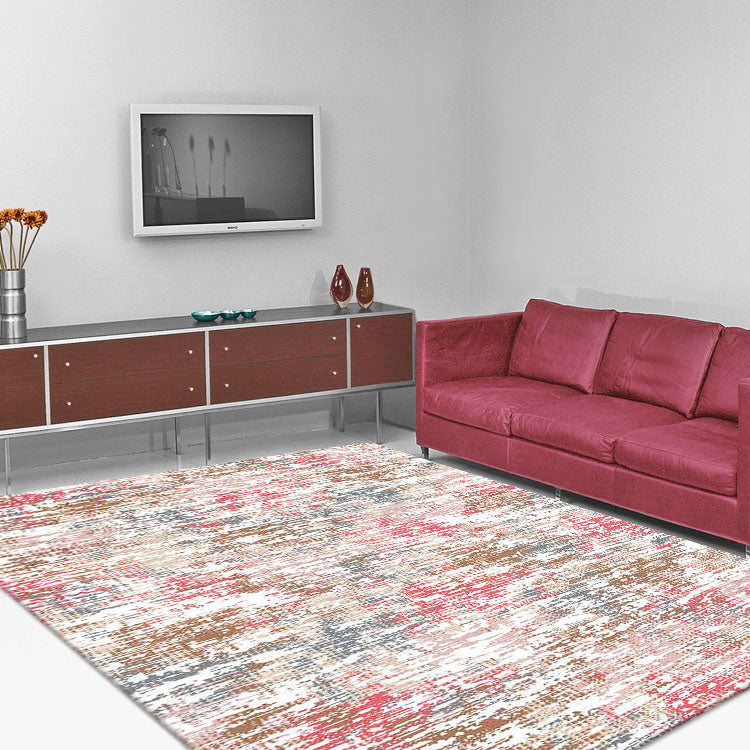 Fleet Convoy Red Rug