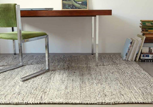 Alpha Arunirow Grey Stripe Rug