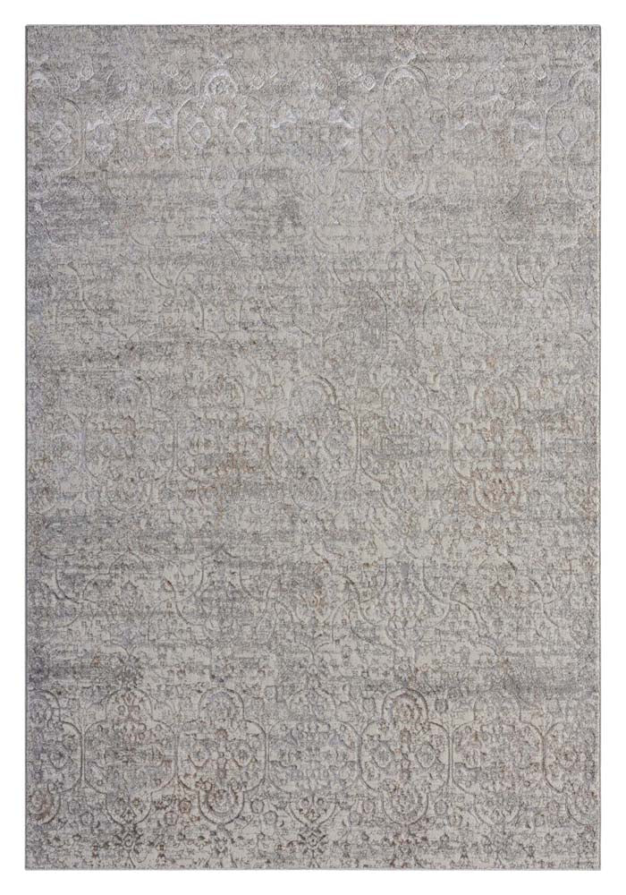 Achromatic Woodland Grey Beige Rug