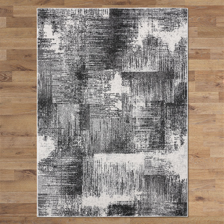 Brave Gallant Grey Rug