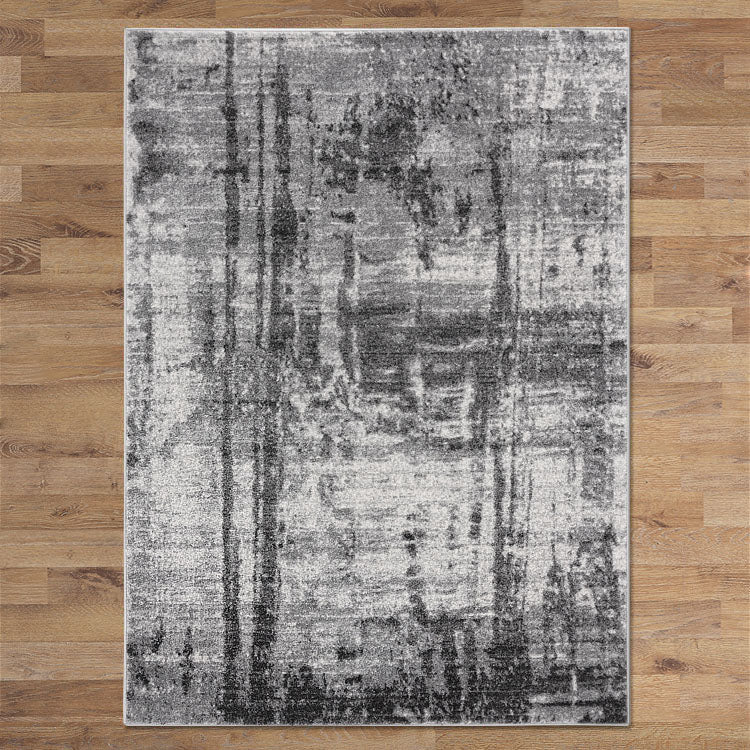 Brave Endure Grey Rug