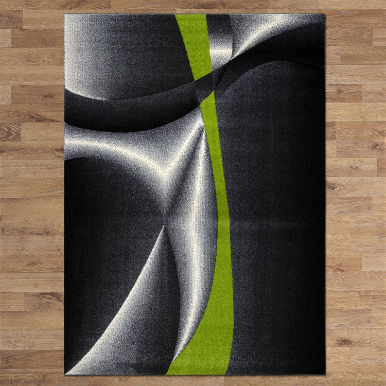 Adelie Land Lime Rug