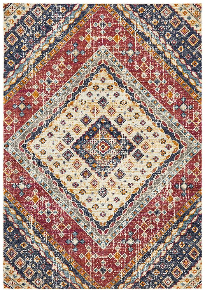 Eclectic TwoOThree Multi Rug