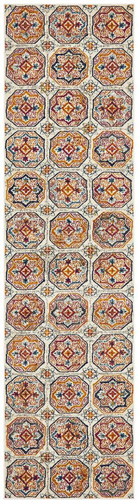 Eclectic TwoOFour Multi Rug