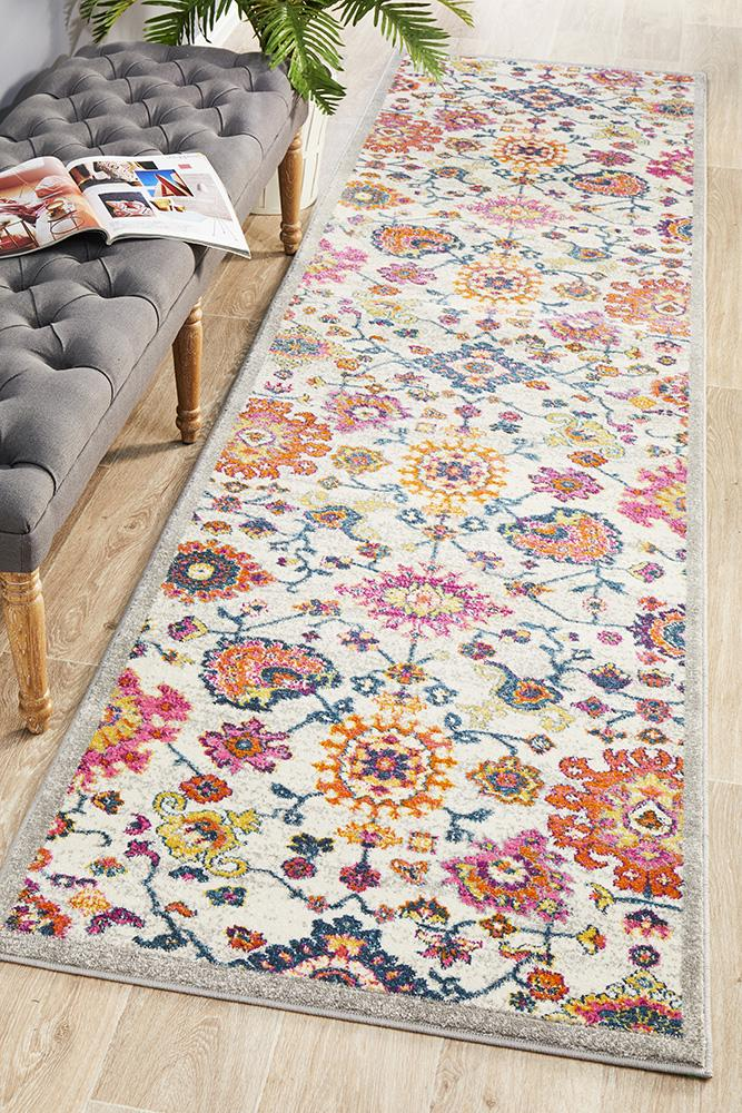 Eclectic TwoOEight Multi  Runner Rug