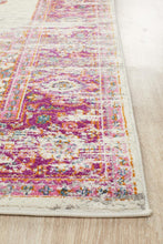 Eclectic TwoOneOne Pink Rug