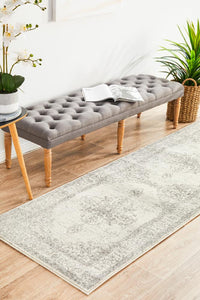 modern designs fuse with classic beauty silver Rugs