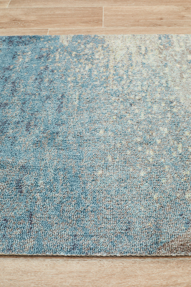 Monet Stunning Blue Rug