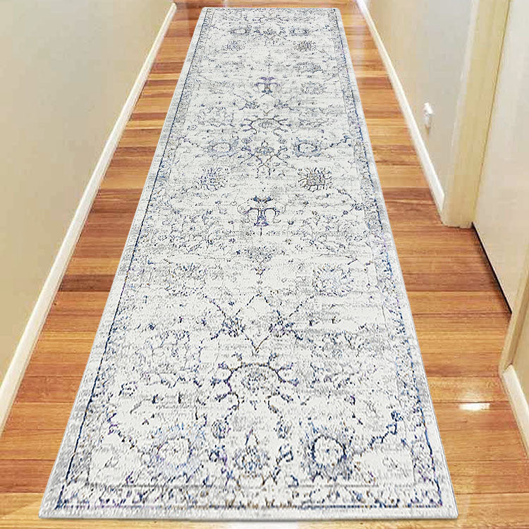 Glamor Allure Cream Runner Rug