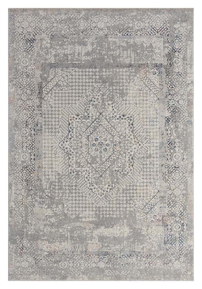 Klare Definite Light Grey Rug