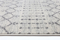 Graceful Fashion Grey Rug