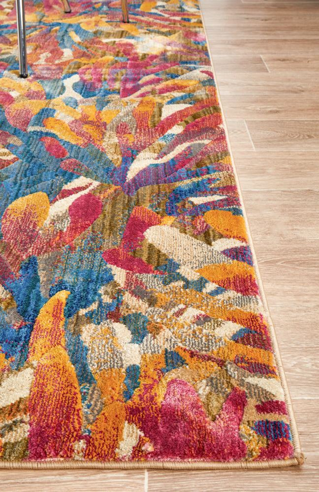 Memories Modern Tropical Rug