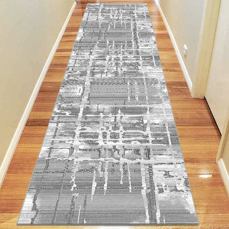 Denser Addition Grey Runner Rug