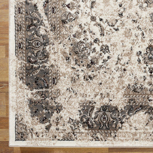 Progeny Chain Cream Rug