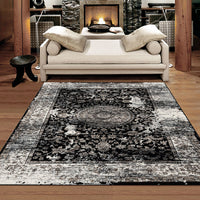 Progeny Series Black Rug