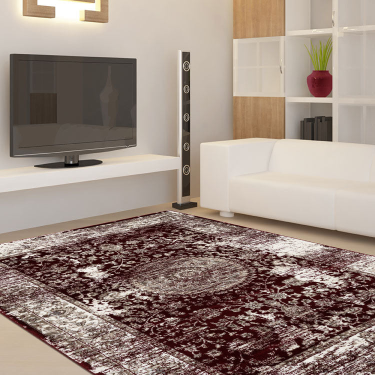 Progeny Series Red Rug