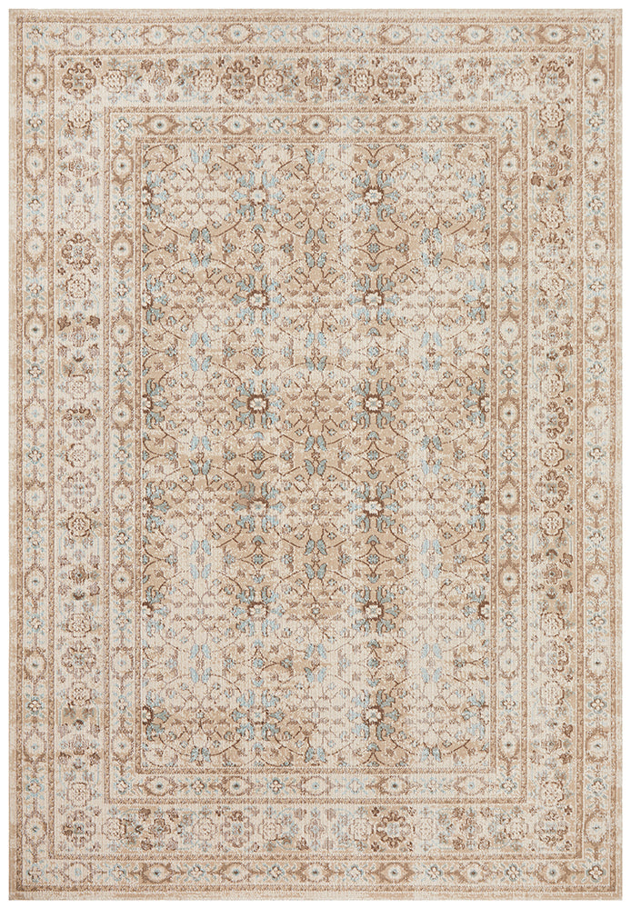Whisper Washed Bone Rug