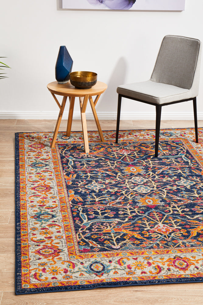 Summon Splash Multi Transitional Rug