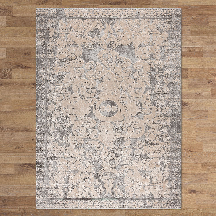 Heartburn Purpose Ivory Rug