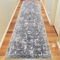 Heartburn Purpose Navy Rug