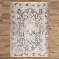 Heartburn Intention Grey Runner Rug