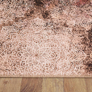 Celebrity Rank Beige Runner Rug