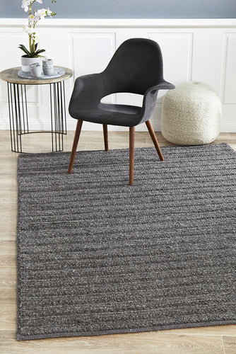 Fruition Charcoal Rug