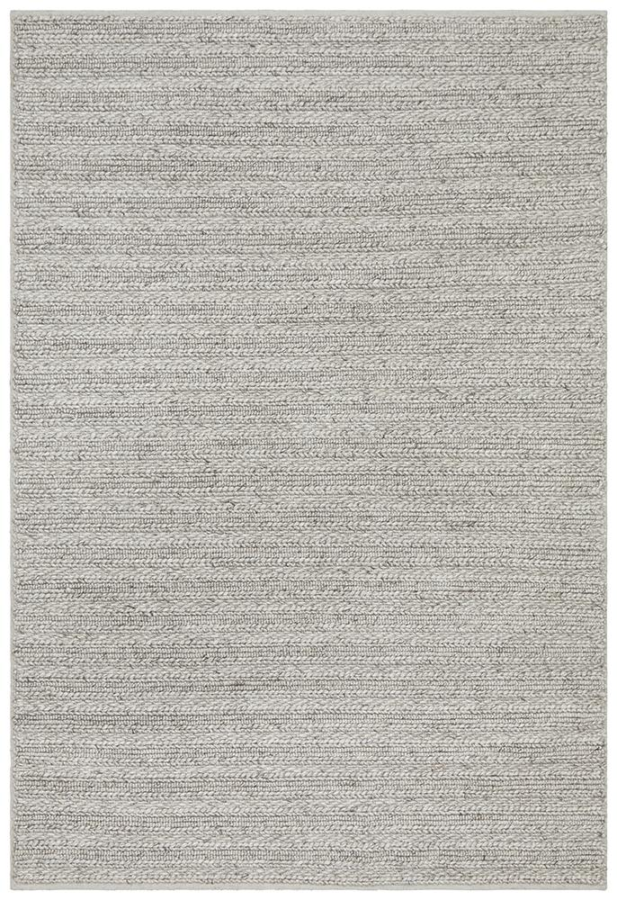 Fruition Silver Rug