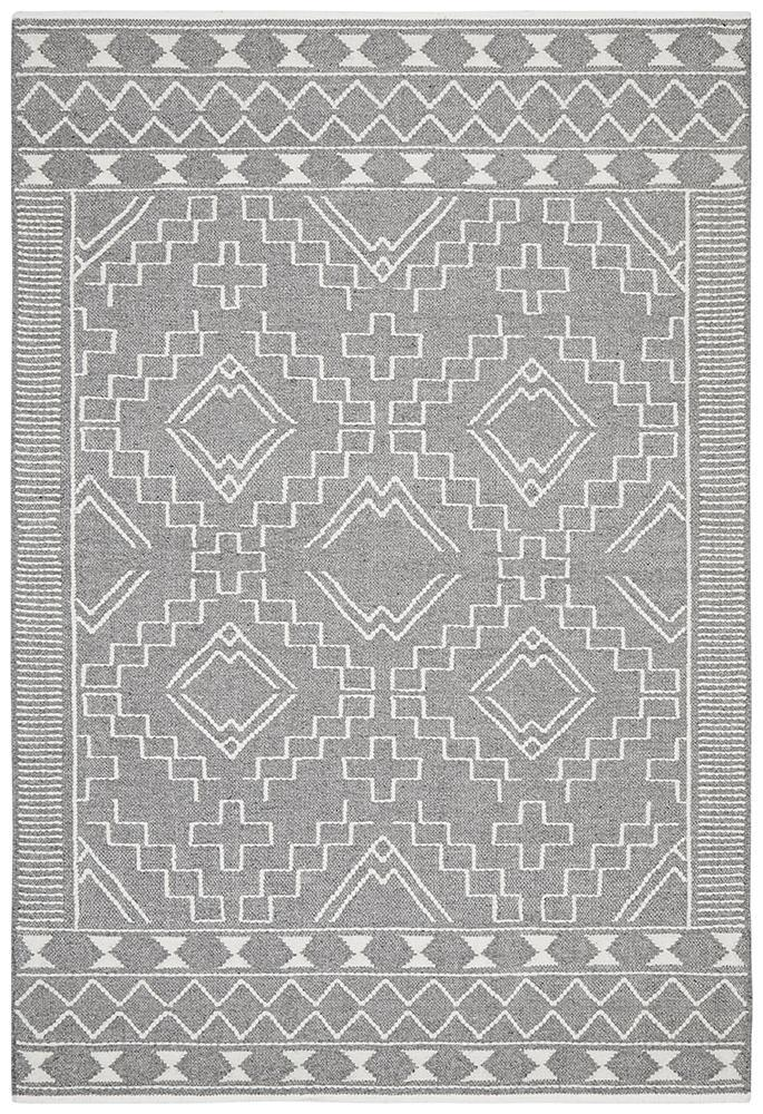 George EightOTwo Grey Rug
