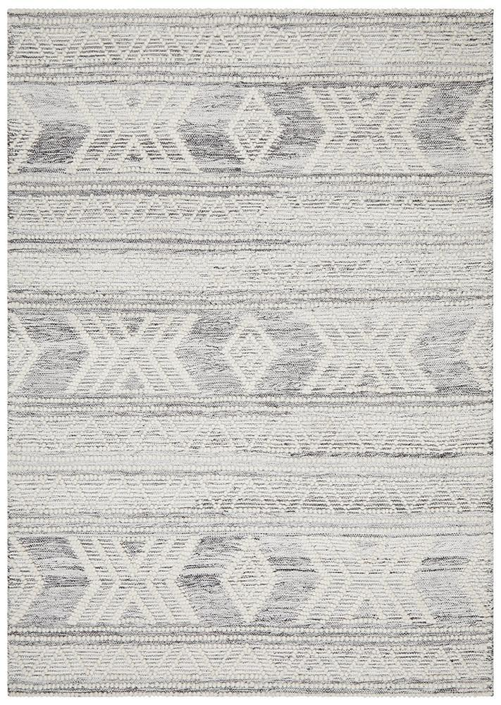 George EightOSix Silver Rug