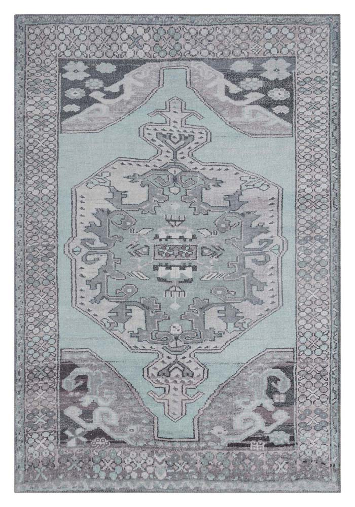 Hyla Truss Light Blue Rug