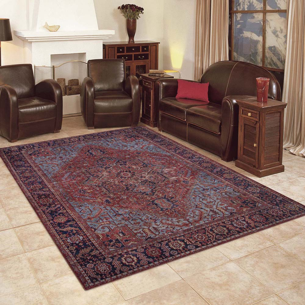 Hyla Truss Red Rug