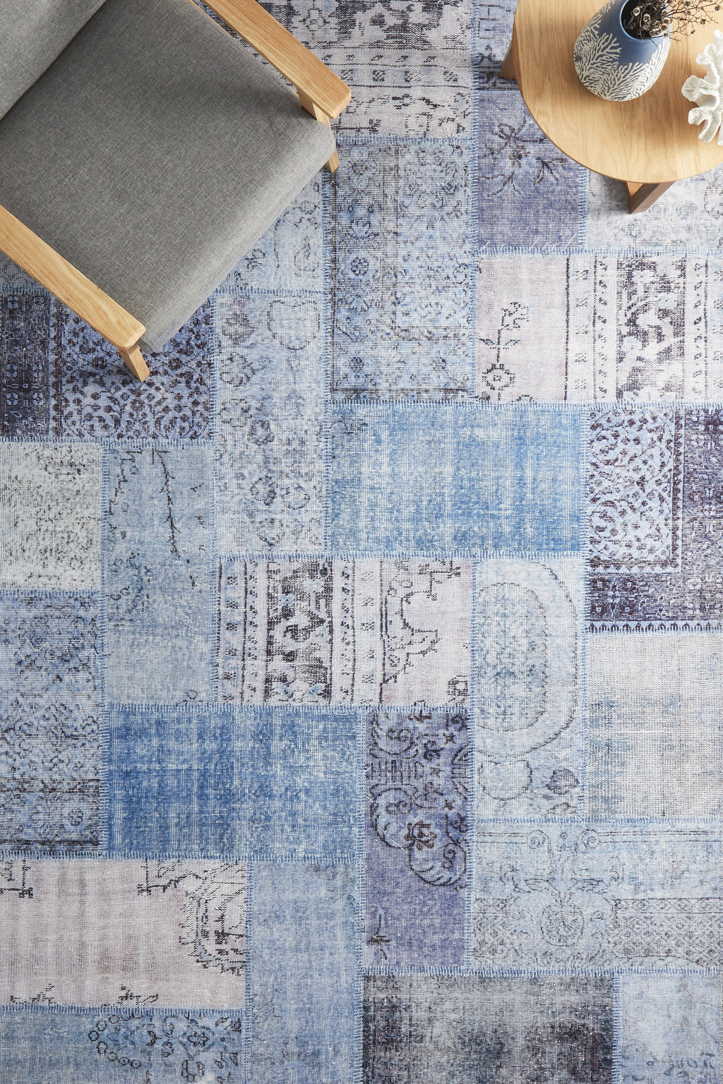 Phantom Richly Denim Rug