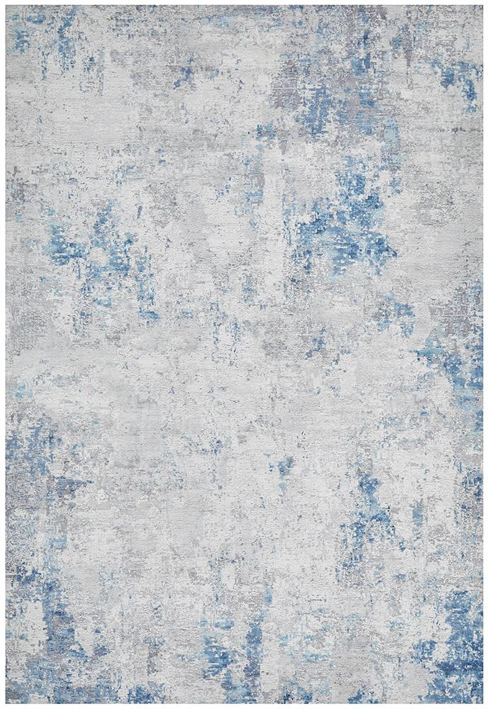 Phantom Faintly Blue Rug