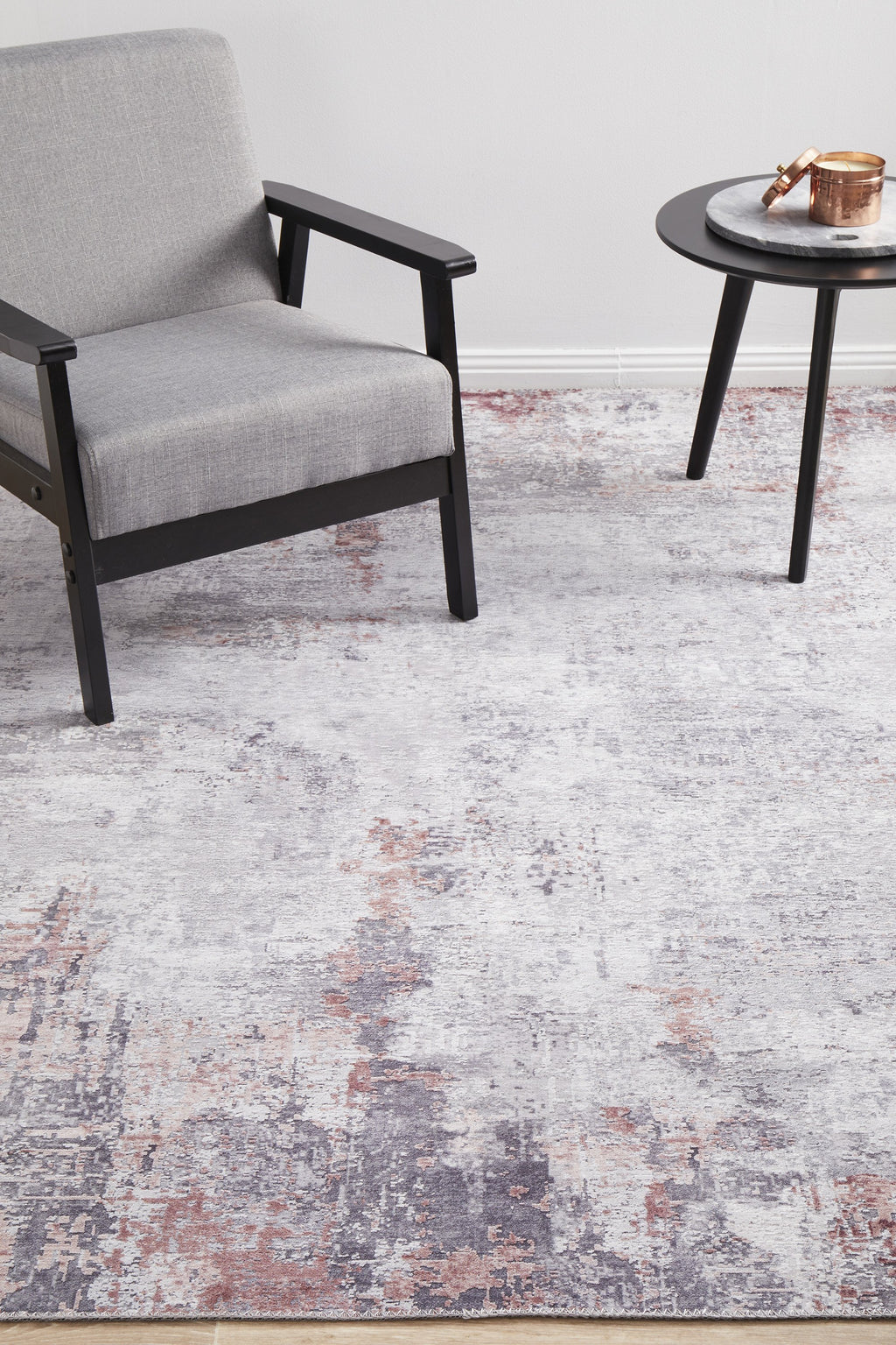 Phantom Faintly Blush Rug