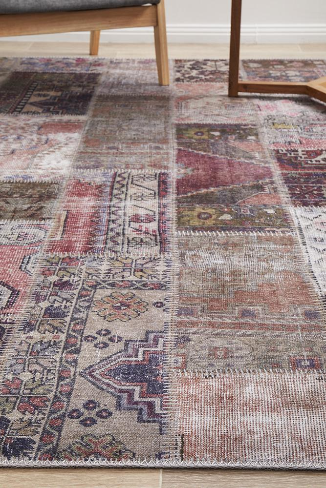 Phantom Richly Earth Multi Rug