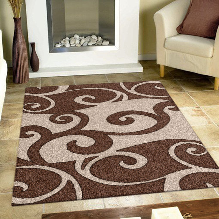 Royal Supreme Brown Rug
