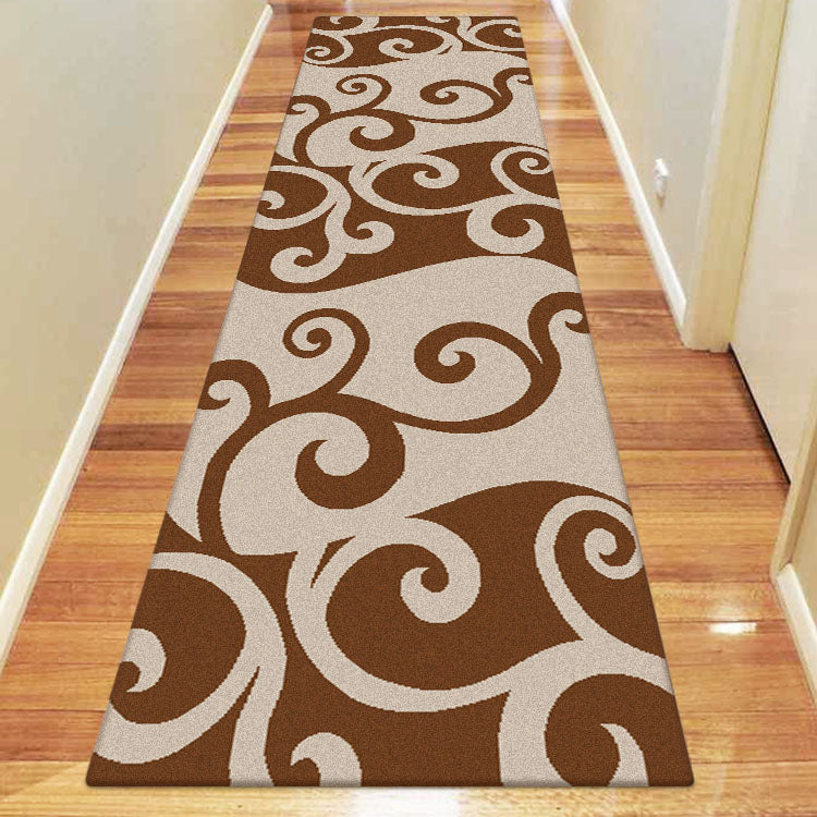 Royal Supreme Brown Runner Rug