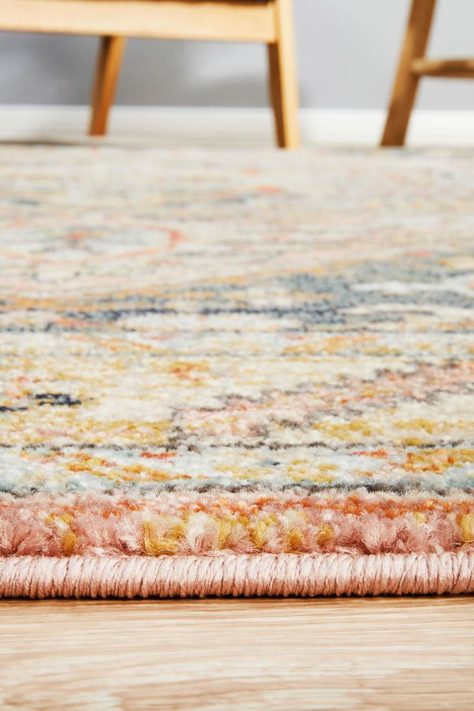 Bequest Heirloom Salmon Rug