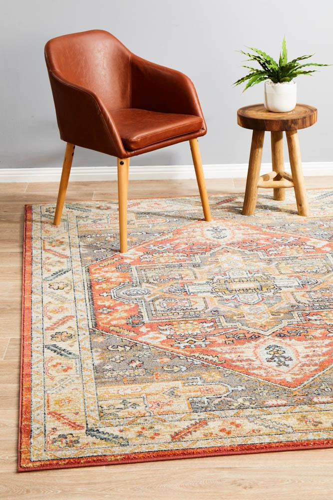 Bequest Heirloom Terracotta Rug