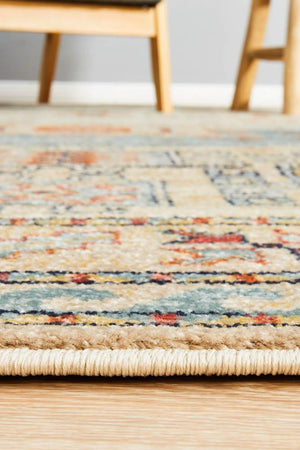 Bequest Relic Sky Blue Rug