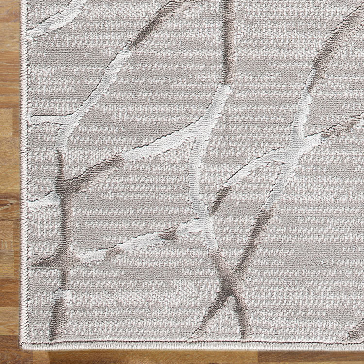 Lotos Bank Grey Runner Rug